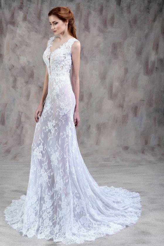 58583bec2aad Χειροποίητα Νυφικά Φορέματα | Dawood Fashion